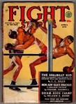 Fight Stories Apr 1943 Nelson S. Bond; Bill Cook; Duane Yarnell; J. Clifford Giles