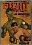 Fight Stories Fall 1936 Emery Clarke Cvr; Jack Kofoed; Arthur J. Burks
