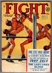 Fight Stories Fall 1949 Larry Holden; Bill Erin; Robert Richards