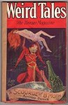 Weird Tales May 1929 C. C. Senf Cvr; Edmond Hamilton; Wandrei; E. H. Price; Quinn