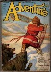 Adventure Oct 20 1925 Stafford Good Cvr; Thomson Burtis; Dingle; H. Bedford-Jones