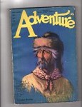 Adventure Nov 10 1925 James McNeill Cvr; T.S. Stribling; Captain Dingle; Pendexter