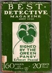 Best Detective Magazine Aug 1930 Johnston McCulley; Ernest Pascal