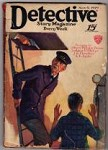 Detective Story Nov 9 1929; J.S Fletcher; A.E Apple