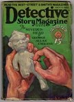 Detective Story Oct 4 1930; G.A. England; Edgar Wallace
