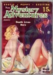 New Mystery Adventures Jan 1936; Saunders cvr; Newton Avrutis