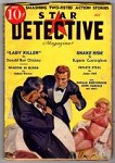 Star Detective Jul 1936 James Hall; Donald B. Chidsey