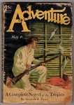 Adventure May 1 1928; Arthur O. Friel; W.C. Tuttle; Charles Durant;