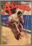 Adventure Dec 20 1922; Hugh Pendexter; H. Bedford Jones;