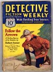Detective Fiction Weekly Mar 28 1931; Mounties cvr; Hulbert Footner; E.P. Ware;
