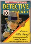 Detective Fiction Weekly Jul 27 1935; Frankie Lewis; Anthony Rud; Ray Cummings