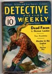 Detective Fiction Weekly Apr 7 1934; Max Brand; Herman Landon; Ray Cummings