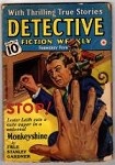Detective Fiction Weekly Mar 16 1940 Judson P. Philips; E.S. Gardner