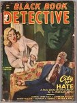 Black Book Detective Nov 1948; G. Wayman Jones; Rudolph Belarski; Carroll J. Daly