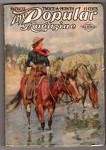 Popular Aug 1 1914 Volume 33 Issue 2; Phillip Goodwin cvr; Henry C. Rowland;