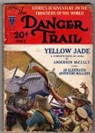 Danger Trail Jul 1927; Anderson McCulley; Elliott Dold Cvr; T.T. Flynn;