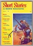 Short Stories Feb 1958; Ray Bradbury; Brett Halliday