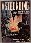 Astounding Science Fiction Jan 1939; Vic Phillips; Manly Wade Wellman;