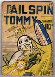 Tailspin Tommy Oct 1935; Arnold Evan Ewart; Fred Meagher cvr art;