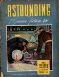Astounding Science Fiction Feb 1943; A.E. van Vogt; Will Stewart; William Timmins