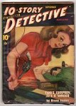 10 Story Detective Sep 1946; Bruno Fisher;