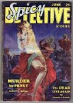 Spicy Detective Jun 1934; H. Parkhurst; Norman A. Daniels; Robert L. Bellem;