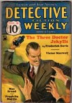 Detective Fiction Weekly Dec 30 1933; Frederick Davis; Max Brand; Herman Landon