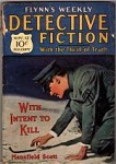 Detective Fiction Nov 12 1927; H.C. Bailey; Mansfield Scott;