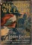 All Story Weekly Nov 22 1919; George A. England; Max Brand;