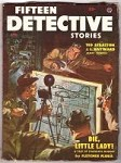 Fifteen Detective Stories Apr 1954; David Crewe; T.T. Flynn;