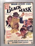 Black Mask Mar 1935 George H. Coxe, Frederick Nebel,