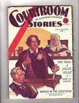 Courtroom Stories Aug 1931 Sneddon, Humphreys, Guillaume