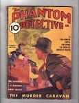Phantom Detective Jan 1937 Robert Wallace, Will Sandmann,