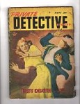 Private Detective Nov 1947 Rozen, Stratton, Ballard, Cummings, Daniels
