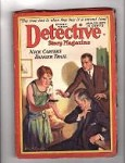 Detective Story Jan 22 1927 Carter, Buchanan, Chichester, Coughlin