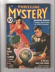 Thrilling Mystery Jul 1941 Hawkins, Kuttner, Knox, Cummings,