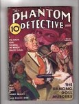 Phantom Detective Jun 1937 Wallace, Cummings, Webb, Ernst