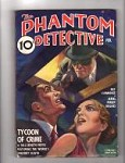 Phantom Detective Feb 1938 Wallace, Cummings, Hughes,