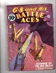 G-8 Battle Aces Apr 1936 Robert J. Hogan, Frederick Blakeslee