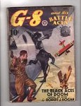 G-8 Battle Aces Apr 1938 Robert J. Hogan, Frederick Blakeslee