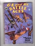 G-8 Battle Aces Mar 1936 Robert J. Hogan, Frederick Blakeslee