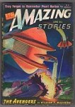 Amazing Stories Jun 1942 Emil Petaja 1st story