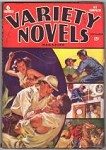Variety Novels Sep 1938 Martin, Flagg, Howe, Powers, Brant, Douglas