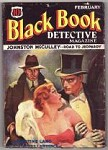 Black Book Detective Feb 1934 McCulley, Lawrence, Lang