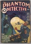 Phantom Detective May 1938 Wallace, Bogart, Benton