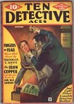 Ten Detective Aces Sep 1934 Davis, Daniels, Archibald, Tepperman,