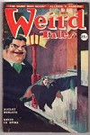 Weird Tales May 1949 John Guinta Cvr; August Derleth; Greye La Spina