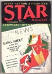 Star Magazine Oct 1931 Wells, Bedford-Jones, Leinster, Robertson,