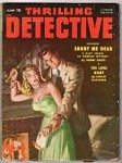Thrilling Detective Jun 1952 GGA Cover