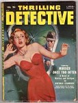 Thrilling Detective Feb 1952 GGA Cover